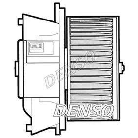 Interior Blower DEA09042 PUNTO (188) 1.2 16V 80 MY 2002
