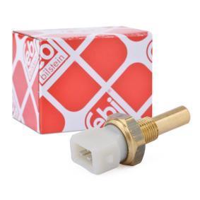 FEBI BILSTEIN Kühlmitteltemperatur-Sensor 37782 für AUDI 100 (44, 44Q, C3) 1.8 ab Baujahr 02.1986, 88 PS