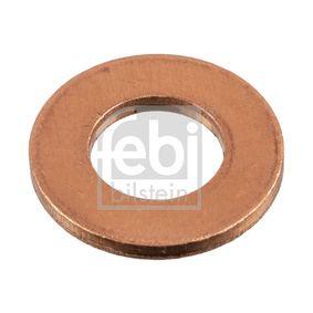 Seal, oil drain plug Ø: 20,0mm, Inner Diameter: 10,0mm with OEM Number 313.33