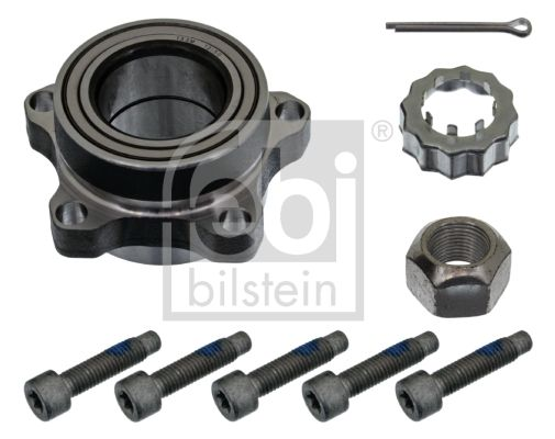 FEBI BILSTEIN  22805 Set rulment roata Ř: 78,0mm, Diametru interior: 45,0mm