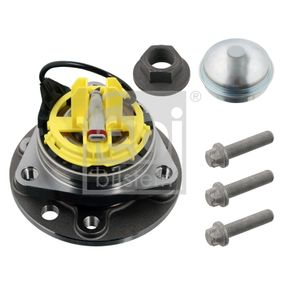 Radlagersatz Ø: 137,0mm, Innendurchmesser: 21,0mm mit OEM-Nummer 93 188 477