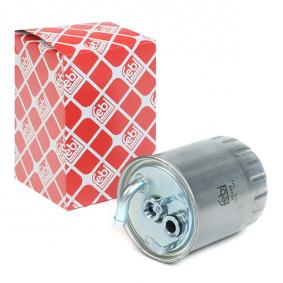 Kraftstofffilter Höhe: 128mm mit OEM-Nummer 611 092 06 01