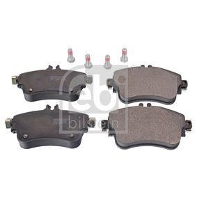 Bremsbelagsatz, Scheibenbremse Breite: 71,50mm, Dicke/Stärke 1: 19mm mit OEM-Nummer A008 420 04 20
