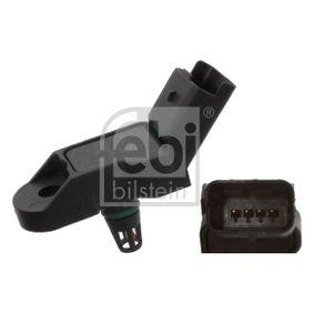 FEBI BILSTEIN Sensor, Saugrohrdruck 37880 für PEUGEOT 307 SW (3H) 2.0 16V ab Baujahr 03.2005, 140 PS