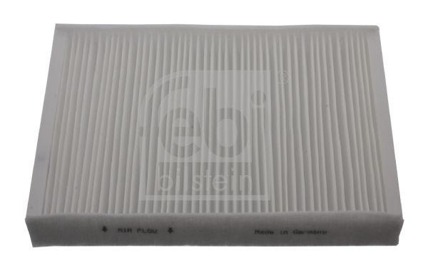 FEBI BILSTEIN  37723 Filter, Innenraumluft Länge: 255mm, Breite: 182,0mm, Höhe: 35mm