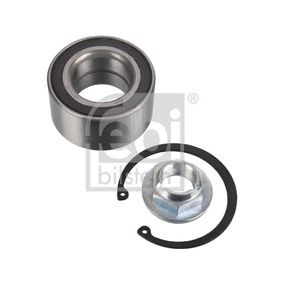 Wheel Bearing Kit Ø: 72,0mm, Inner Diameter: 39,0mm with OEM Number 1 112 547