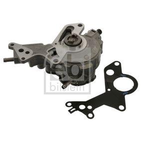 FEBI BILSTEIN Unterdruckpumpe, Bremsanlage 39242 für AUDI A4 (8E2, B6) 1.9 TDI ab Baujahr 11.2000, 130 PS