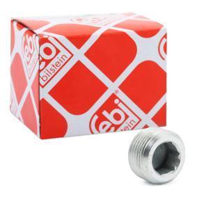 Tapón roscado, colector de aceite 38179 Doblo Familiar (119_, 223_) 1.3 JTD ac 2007