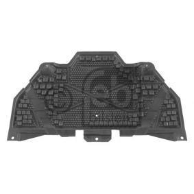 FEBI BILSTEIN Motorraumdämmung 37156 für AUDI A4 (8E2, B6) 1.9 TDI ab Baujahr 11.2000, 130 PS