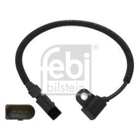 Sensor, posición arbol de levas Número de conexiones: 3, Long. cable: 265mm con OEM número 038 957 147 G