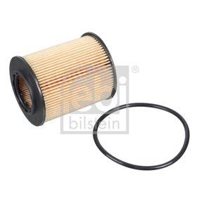 Ölfilter Ø: 62,0mm, Innendurchmesser: 31,0mm, Höhe: 79,5mm mit OEM-Nummer 5650316
