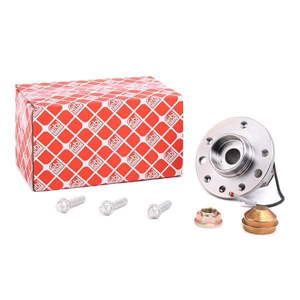 Wheel Hub Bearing 27386 FEBI BILSTEIN 27386 original quality