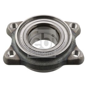 Wheel Bearing Kit with OEM Number 4D0 407 625D