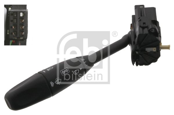FEBI BILSTEIN  34274 Steering Column Switch with high beam function, with indicator function, with wipe-wash function