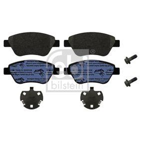 Bremsbelagsatz, Scheibenbremse Breite: 53,3mm, Dicke/Stärke 1: 17,8mm mit OEM-Nummer 7 736 489 3