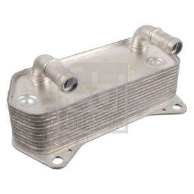FEBI BILSTEIN Ölkühler, Motoröl 38787 für AUDI A3 (8P1) 1.9 TDI ab Baujahr 05.2003, 105 PS