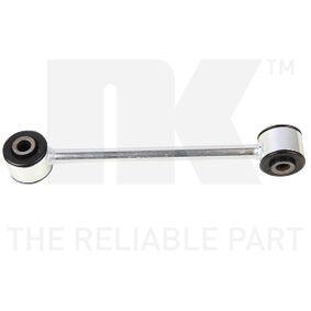 NK  5119304 Koppelstange Länge: 230mm