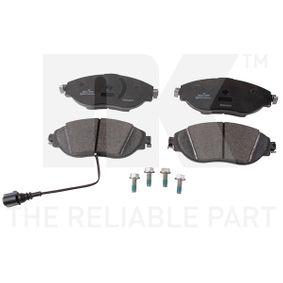 Brake Pad Set, disc brake Article № 2247111 £ 140,00