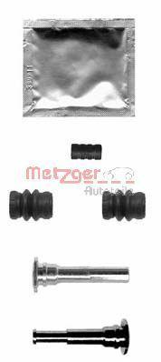 METZGER  113-1317X Juego de casquillos guía, pinza de freno