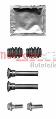 METZGER  113-1388X Guide Sleeve Kit, brake caliper