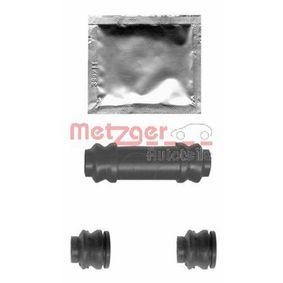 Zubehörsatz, Bremssattel 113-1334 323 P V (BA) 1.3 16V Bj 1996