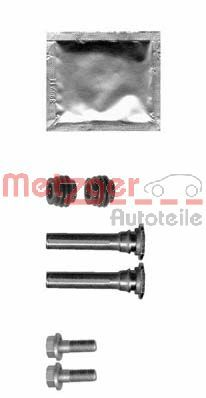 METZGER  113-1319X Комплект водещи втулки, спирачен апарат