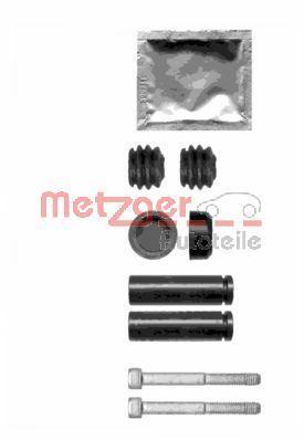 METZGER  113-1386X Ohjainhylsysarja, jarrusatula