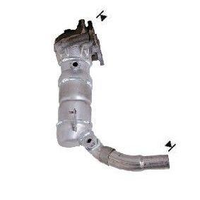 Catalytic Converter FTK-862 PANDA (169) 1.2 MY 2012