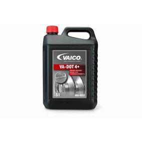 Bremsflüssigkeit für OPEL CORSA C (F08, F68) 1.2 75 PS ab Baujahr 09.2000 VAICO Bremsflüssigkeit (V60-0237) für