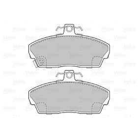 Brake Pad Set, disc brake Width: 129,1mm, Height: 68,7mm, Thickness: 18mm with OEM Number 45022-SK3-E00