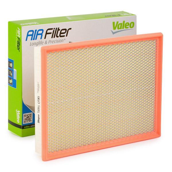 Luftfilter 585096 VALEO 585096 in Original Qualität