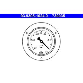 Manometer 03930510240