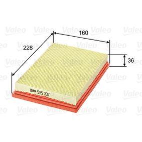 585337 VALEO 585337 in Original Qualität