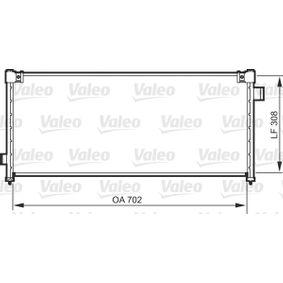 Kondensator, Klimaanlage Kältemittel: R 134a mit OEM-Nummer 73210-AC050
