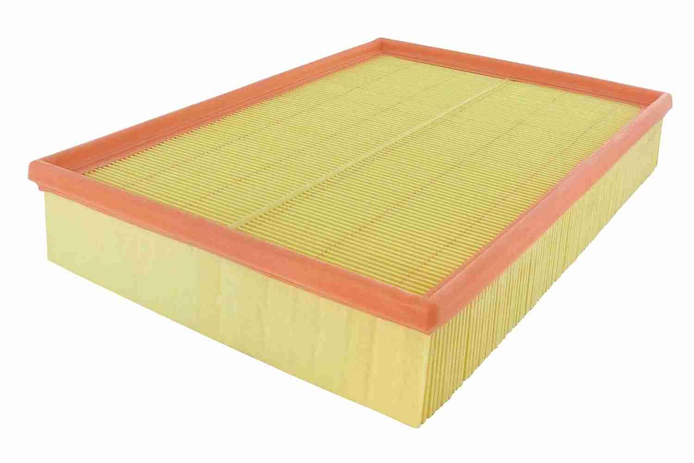 VAICO  V25-0582 Luftfilter Länge: 336mm, Breite: 241mm, Höhe: 57mm