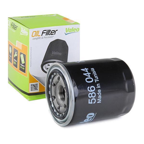 VALEO  586044 Ölfilter Ø: 98mm, Innendurchmesser 2: 79mm, Innendurchmesser 2: 71mm, Höhe: 127mm