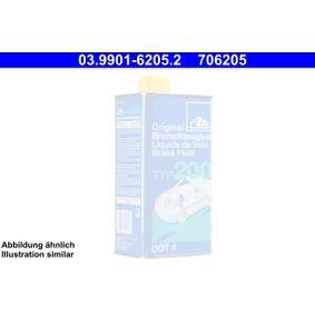 ATE  03.9901-6205.2 Bremsflüssigkeit