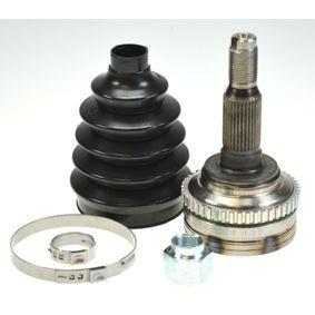 Gelenksatz, Antriebswelle Außenverz.Radseite: 33, Innenverz. Radseite: 22, Zähnez. ABS-Ring: 47 mit OEM-Nummer 96273760