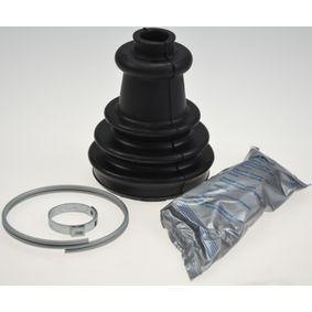 SPIDAN  21651 Faltenbalgsatz, Antriebswelle Höhe: 110mm, Innendurchmesser 2: 20mm, Innendurchmesser 2: 83mm