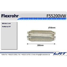 Flexrohr, Abgasanlage mit OEM-Nummer 854557