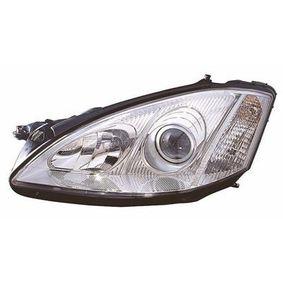 Hauptscheinwerfer für Fahrzeuge mit Leuchtweiteregelung (elektrisch), für Rechtsverkehr mit OEM-Nummer 2218201961