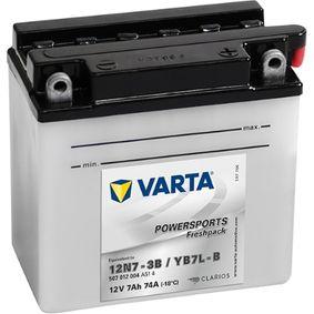 Starterbatterie mit OEM-Nummer 5 58 140