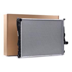 Radiateur, refroidissement du moteur avec OEM numéro 1611557