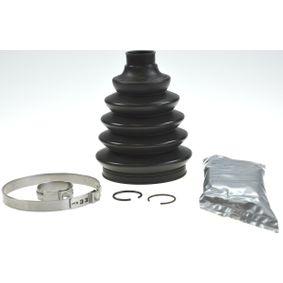 SPIDAN  24606 Bellow Set, drive shaft Height: 114,00mm, Inner Diameter 2: 23,30mm, Inner Diameter 2: 78,30mm