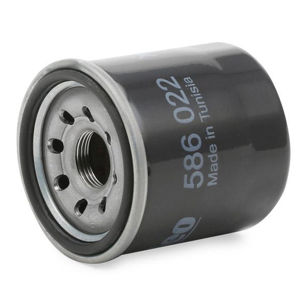 Filtro de Aceite VALEO 586022 3276425860223