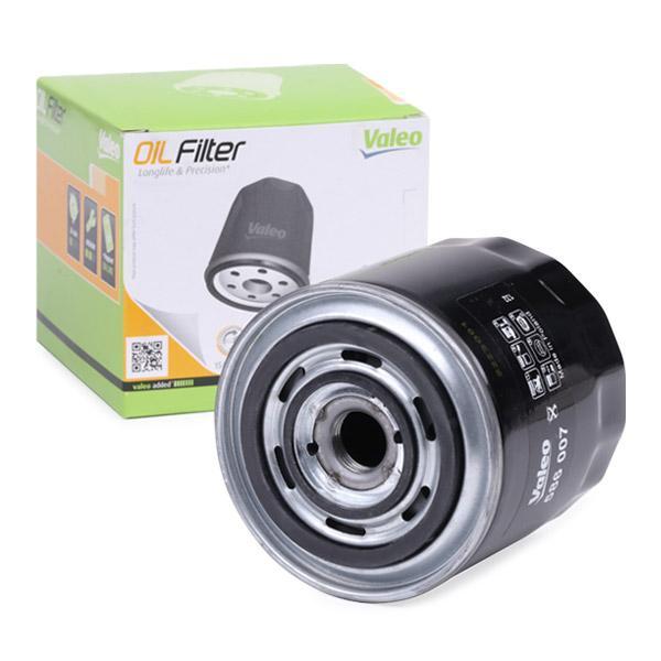 VALEO  586007 Ölfilter Ø: 96,5mm, Innendurchmesser 2: 72mm, Innendurchmesser 2: 63mm, Höhe: 98mm
