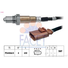 Lambdasonde Kabellänge: 650mm mit OEM-Nummer 06E 906 265N