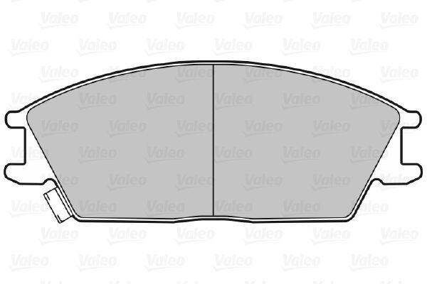 Bremsbelagsatz VALEO 598052 Bewertung