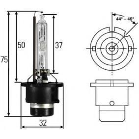 Glühlampe, Hauptscheinwerfer 8GS 007 949-301