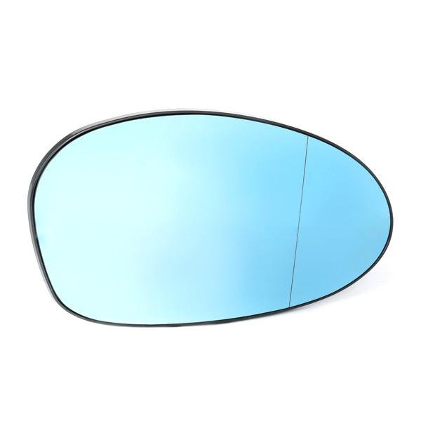Side Mirror Glass VAN WEZEL 0657838 expert knowledge